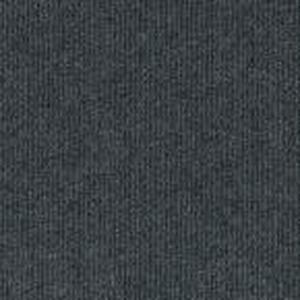 Peel and Stick Ribbed Gunmetal 18 in. x 18 in. Residential Carpet Tile (288 SqFt)