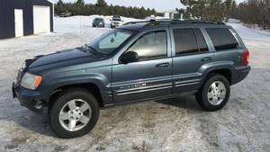 2001 Jeep Grand Cherokee LTD 4x4