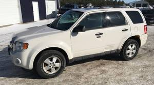 2011 Ford Escape Sport AWD