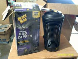 black flag deluxe bug zapper 5500 v...