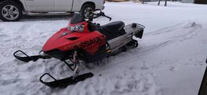 "2009 Polaris RMK 800 Assault (146"")"