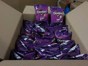 Case of 72 - 1 oz Bags Doritos Redu...