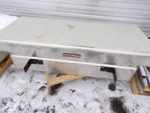 Weather Guard  Tool Box Model 117-0-01 no key
