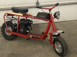 Vintage Cushman Scooter/Moped