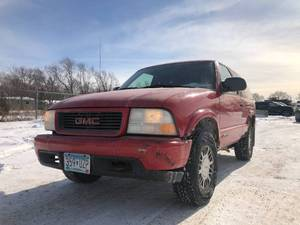 2000 GMC Jimmy - 4WD - 138,520 miles