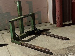 Three-Point Tractor Forks