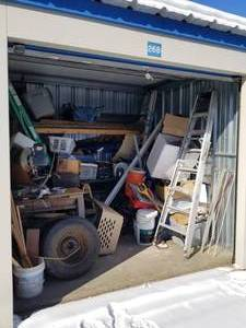 10' x 10' Storage Unit with All Contents Included.