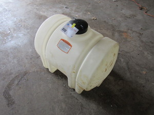 35 Gallon sprayer tank