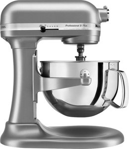 KitchenAid - KitchenAid® Pro 5™ Plus 5 Quart Bowl-Lift Stand Mixer - Silver