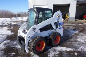 2000 Bobcat 773 Skid Loader Skid Steer