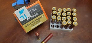 (20) .410-Gauge Handgun Shotshells