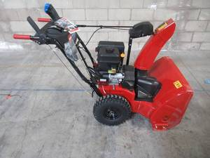 Toro Power Max 826 OHAE 26 in. 252 cc Two-Stage Gas Snow Blower with Electric Start, Triggerless Steering and Hand Warmers 37802