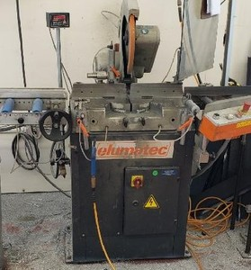 Elumatec Commercial Saw