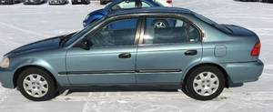 1999 Honda Civic LX