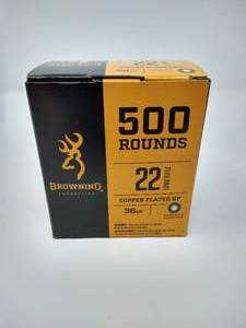 500 Rounds .22 Hollow Point Ammunition