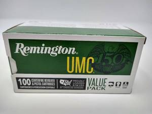 100 Rounds 9mm Jacketed Hollow Point Ammunition
