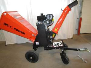 "DK2 6"" Kinetic Chipper - Model #OPC566E"