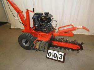 "DK2 Power 18"" Trencher - Model #OPT118"