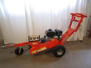 "DK2 Power 14"" Stump Grinder - Model #OPG888E"