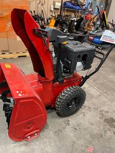 Toro Power Max HD Two-Stage Gas Snow Blower with Electric Start see pictures