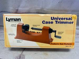 Lyman Universal Case Trimmers