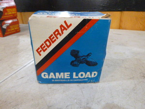 Federal Game Load Shotshells