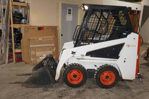 Bobcat S70 480V Electric Compact Skid Steer - 19 Hours