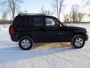 2003 Jeep Liberty Limited 3.7 V6
