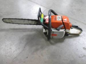 Stihl Magnum Model 038 gas chainsaw...
