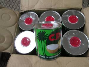 Case of 12 cans C.P.C. Double Filte...