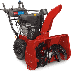 Toro Power Max 28 in. 265 cc Two Stage Gas Snow Blower in good conditions