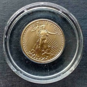 2021 1/10th Oz. American Gold Eagle