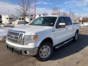 2010 Ford F150 Supercrew Lariat - FULLY LOADED - 4x4