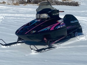1996 Polaris XCR 600-SP Snowmobile