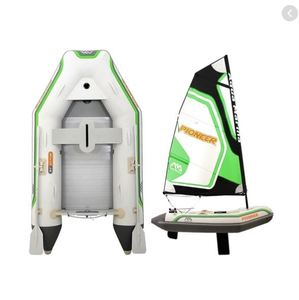 Pioneer- Inflatable Sailing Dinghy boat, OP-227. FLOOR DISPLAY!  Retails for $3.598.00 - SPRING IS AROUND THE CORNER!