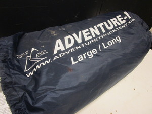 ADVENTURE TRUCK TENT, LARGE/LONG