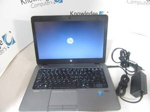 HP EliteBook 840 G1 Intel(R) Core(TM) i5-4300U CPU @ 1.90GHz 8GB RAM 128 GB HDW/New Widows 10