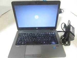 HP EliteBook 840 G1 Intel(R) Core(TM) i5-4300U CPU @ 1.90GHz 8 GB RAM 128 HD