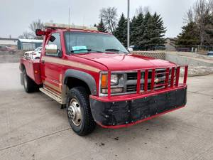 1995 Chevy GMT-400 K3500 Tow Truck