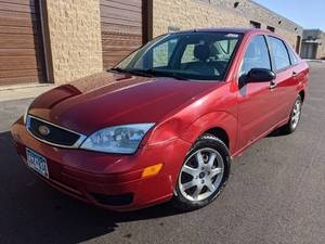 2005 Ford Focus ZX4 - 2 Owner -