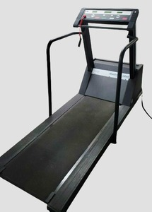 WOW! MSRP $8000 Physical Therapy Rehab Clinic Professional Grade Medical Equipment Quinton Medtrack CR60 Treadmill With Handrails 400lb Capacity (OUR 2ND ONE) - Excellent Working Condition