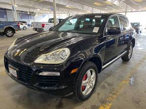 2008 Porsche Cayenne Turbo AWD
