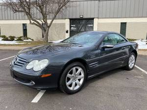 2003 Mercedes SL500 Hard Top Convertible
