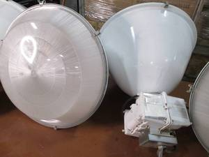 "Lot of 2 Hubbell 24"" 150W Lamps 120..."