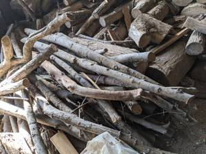 Very Large Lot of Firewood