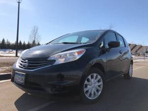2015 Nissan Versa Note SV - NEW TRANSMISSION - 2 Owner
