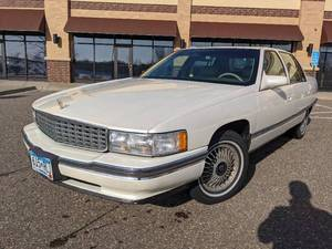 1994 Cadillac DeVille - Very clean