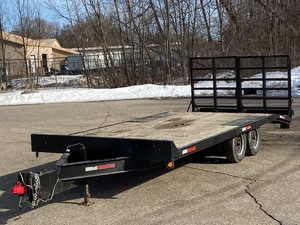 2003 Redi-Haul Tandem Axle Deck-Over Trailer