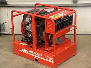 MultiQuip 9700 Industrial Jobsite Generator