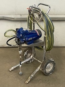 Graco Ultra-395 Paint Sprayer